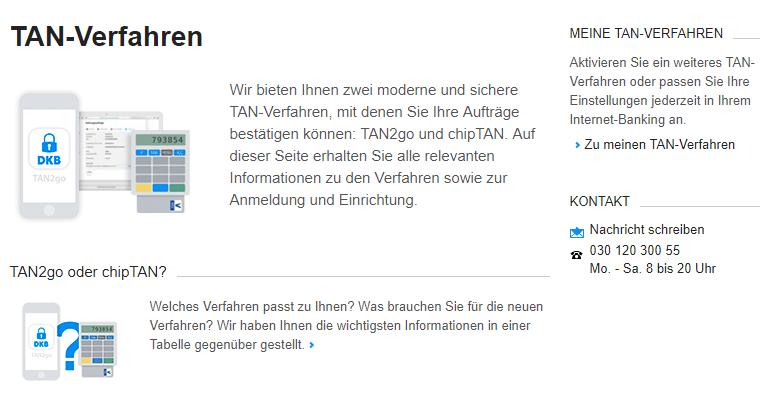 dkb girokonto online sicherheit