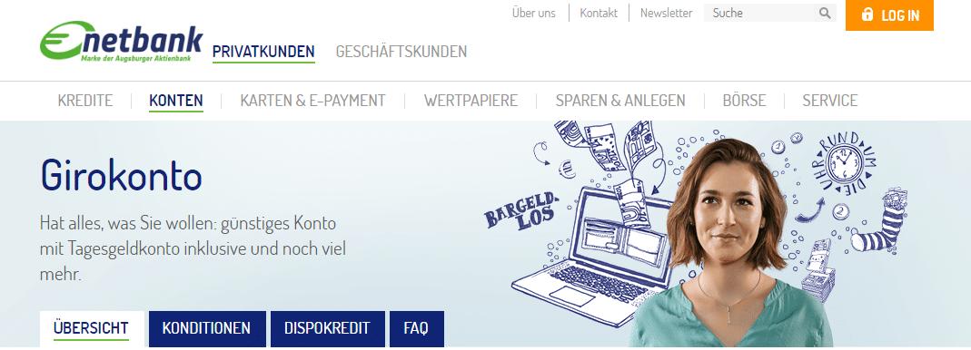netbank Girokonto Test