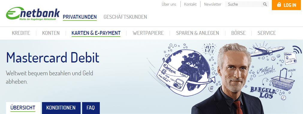 netbank Kreditkarte gebühren