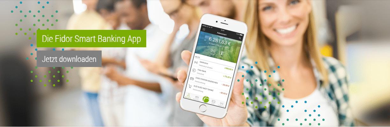 Fidor Bank App
