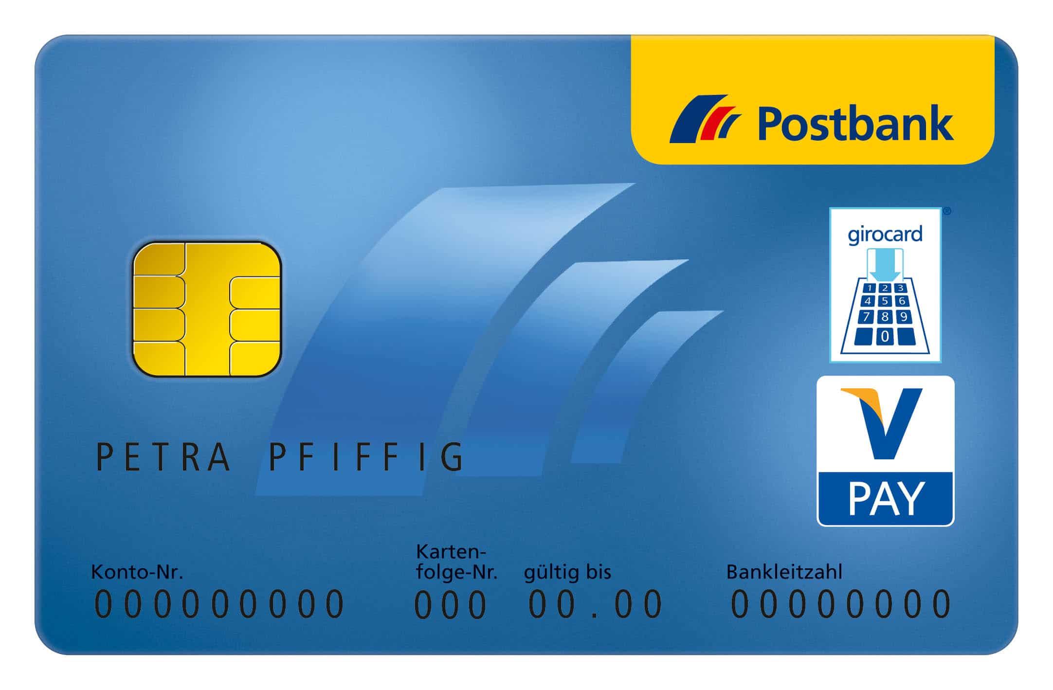 postbank geld einzahlen