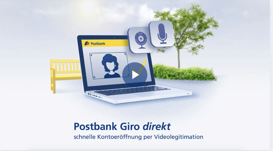 Postbank Girokonto eröffnen