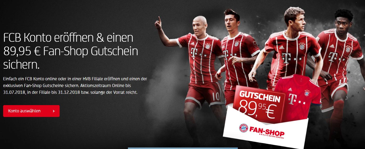 Hypovereinsbank FC Bayern München