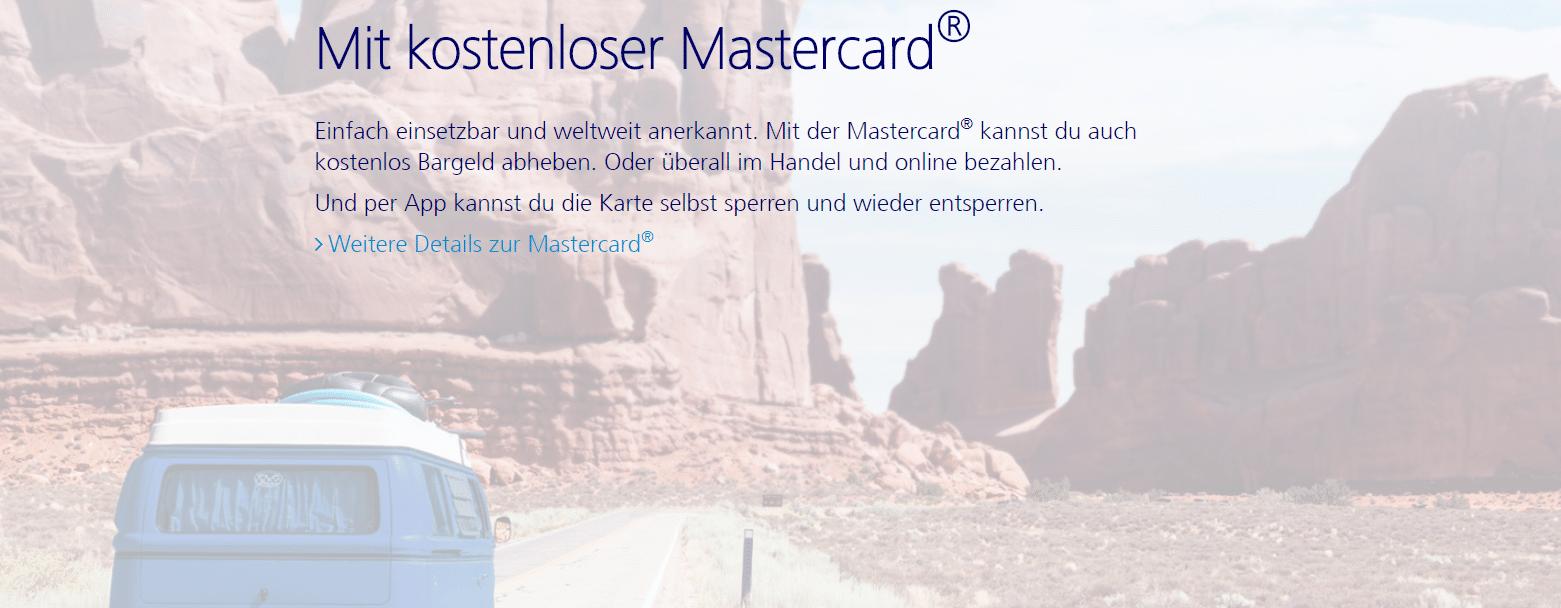 O2 Kreditkarte