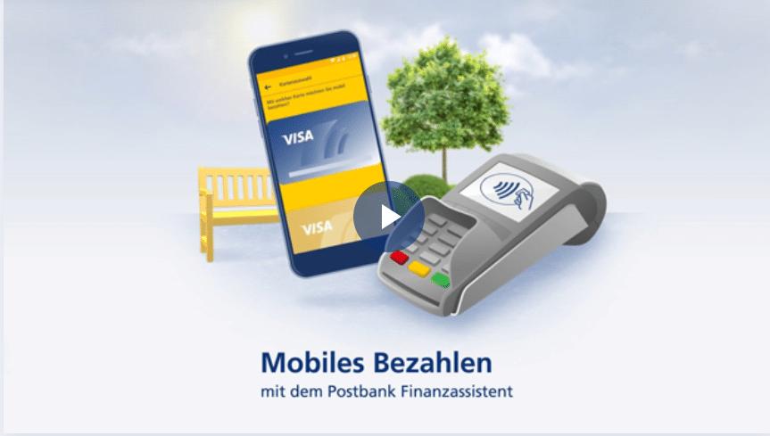 Postbank Girokonto Geld abheben