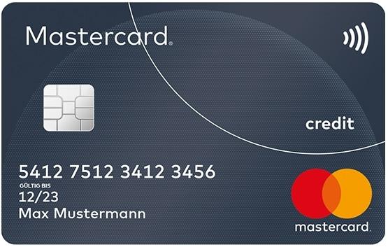 Maestro Card Kreditkarte